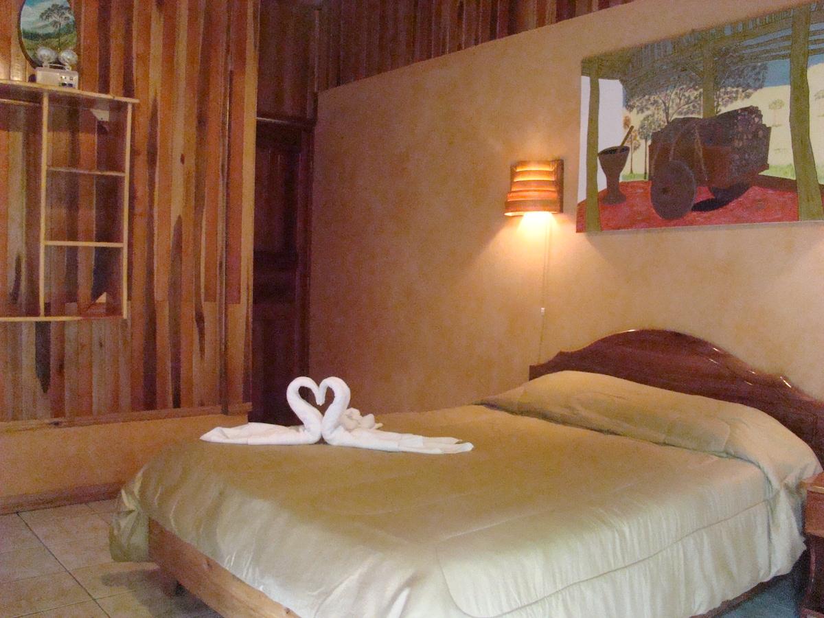 Rooms at Monteverde Rustic Lodge, Monteverde Costa Rica