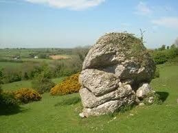 The ancient, sacred, centre of Eire