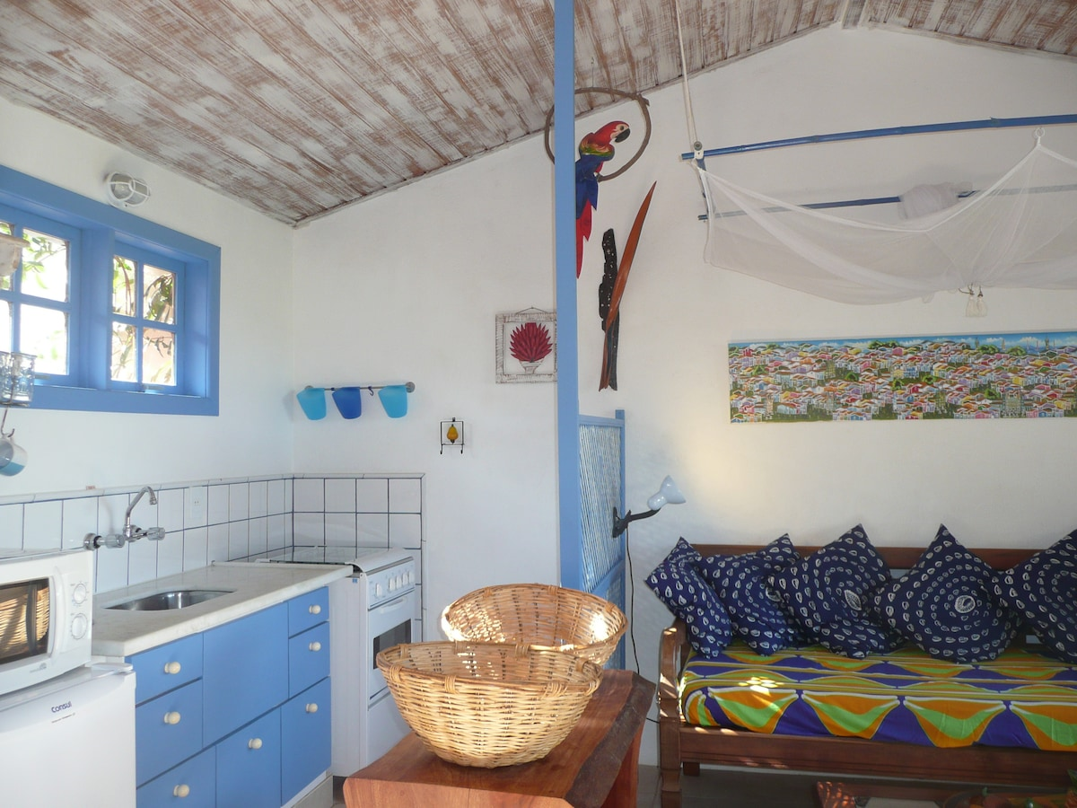 CHARMING SMALL HOUSE FOR 2 PERSONS
