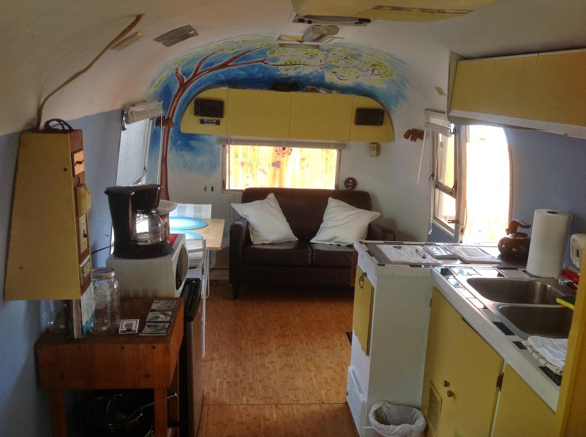 Artsy Airstream Retreat