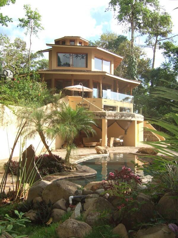Luxury Ocean View Jungle Retreat