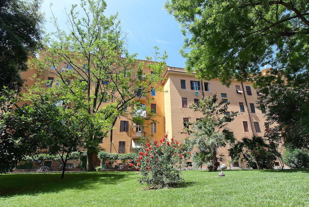 Casa Flanna a San Lorenzo