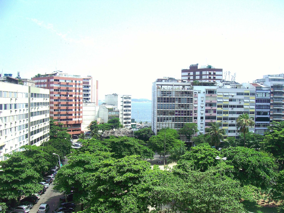 Ipanema, 50 meters from the beach!