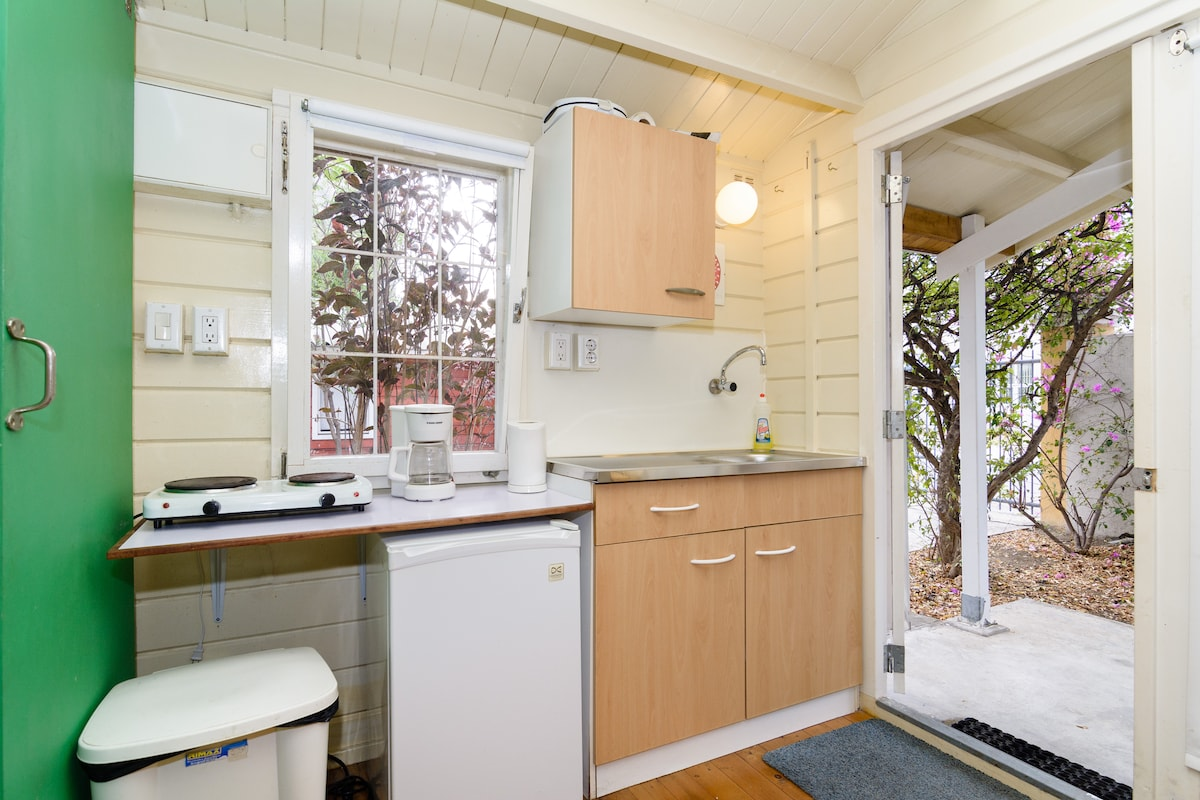 Full equipped kitchenette