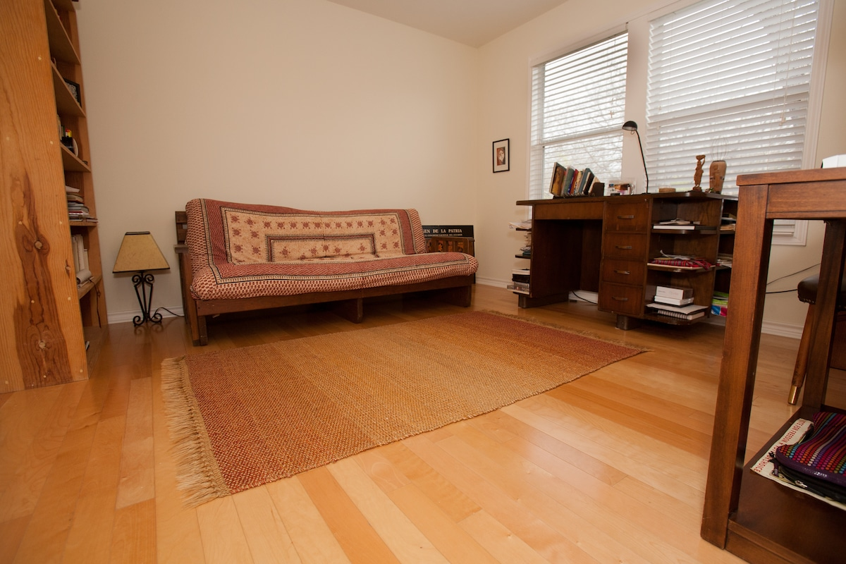 office/second guest room - full futon