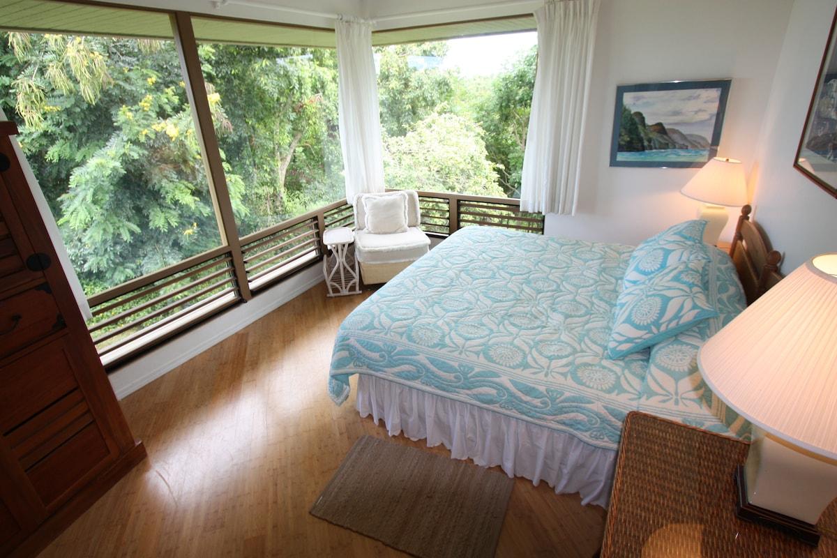 Kauai Retreat Center 'Elima Room #5