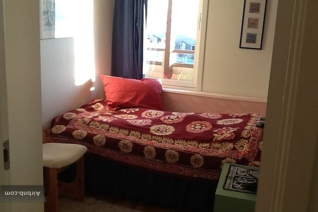 Bedroom for guest