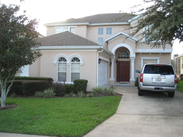 Five Bed Home Close to Theme Parks
