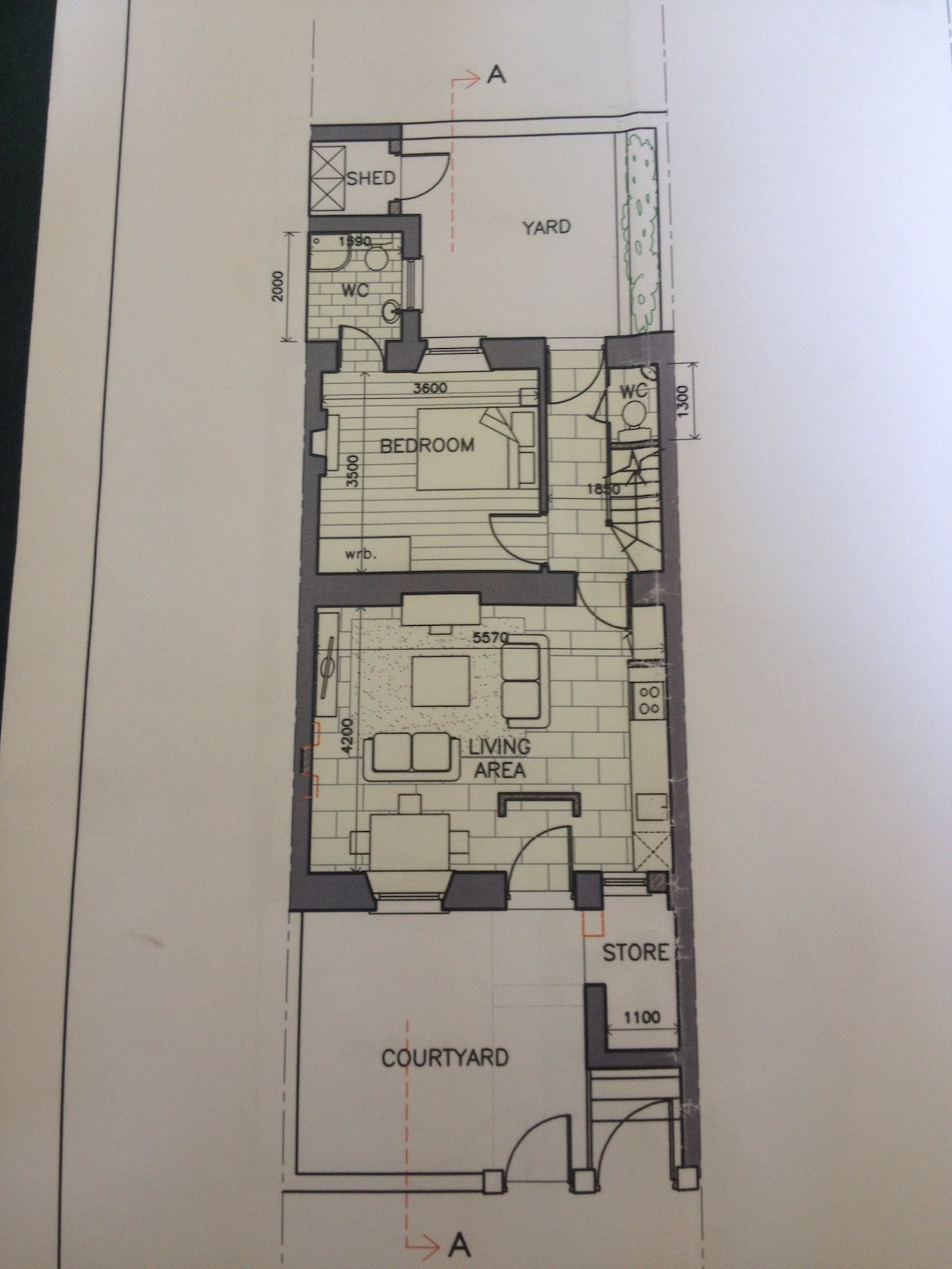 Plan and layout