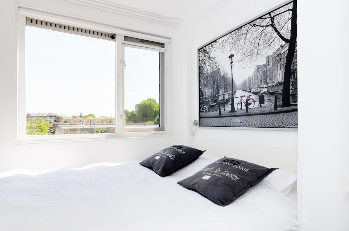 Hoogwaardig en rustig appartement