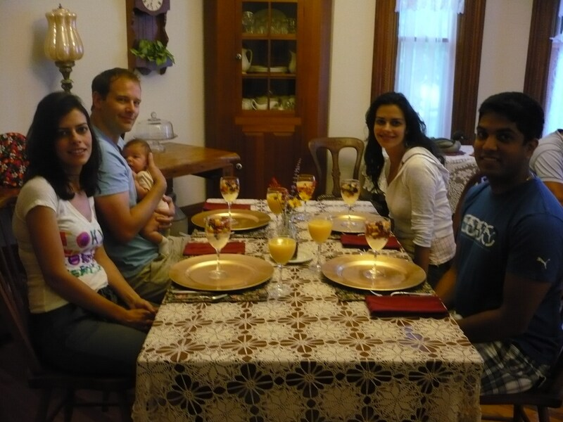 Families are welcome at our Bed and Breakfast