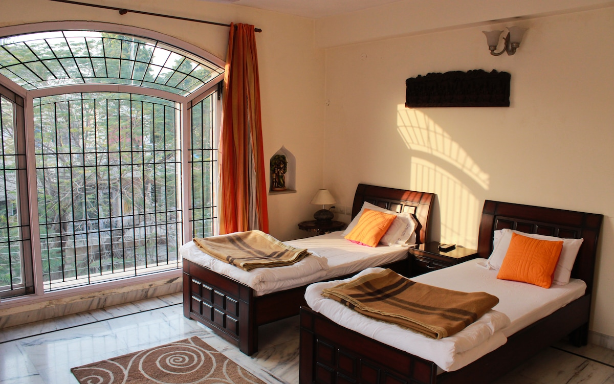 The Window View Double bed room