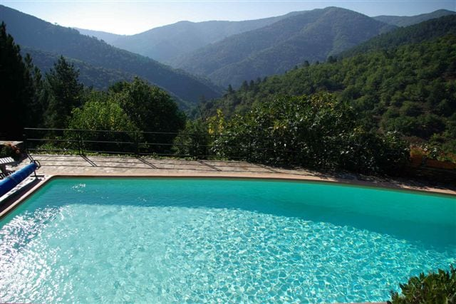 Southern France : House with pool