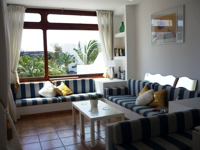 Holiday Apartment In Costa Teguise