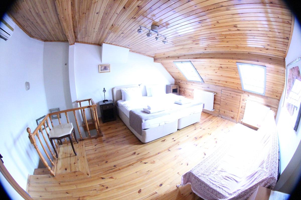 Taksim Budget 3Bedroom 2Bath Flat