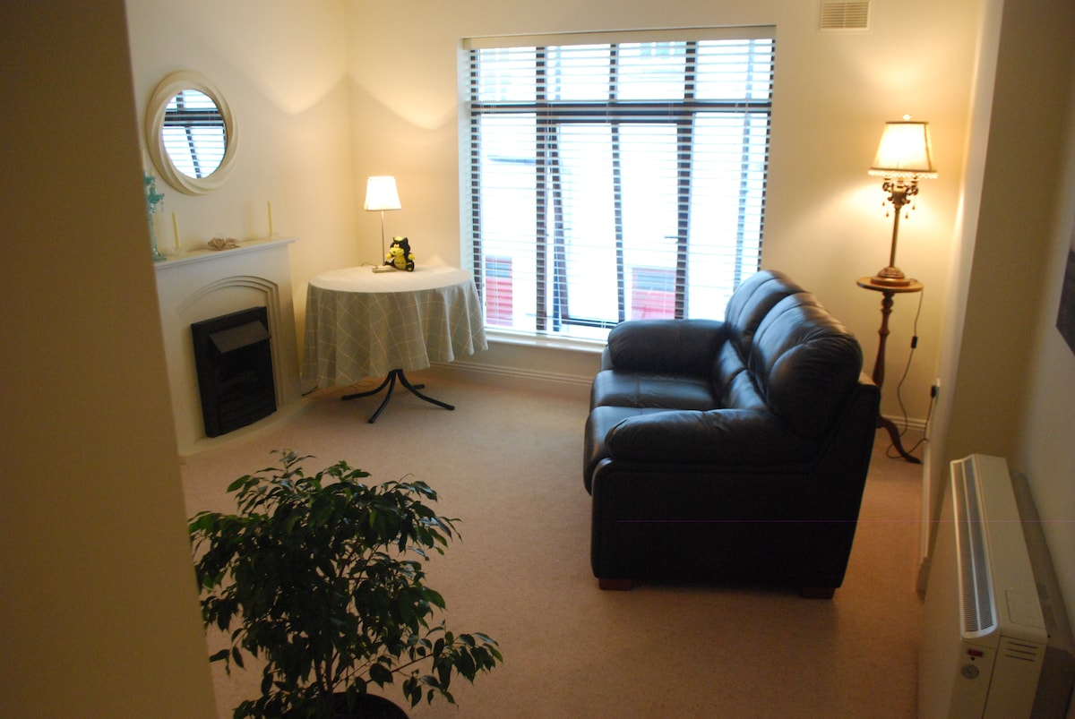 2 Bedroom in the heart of the city