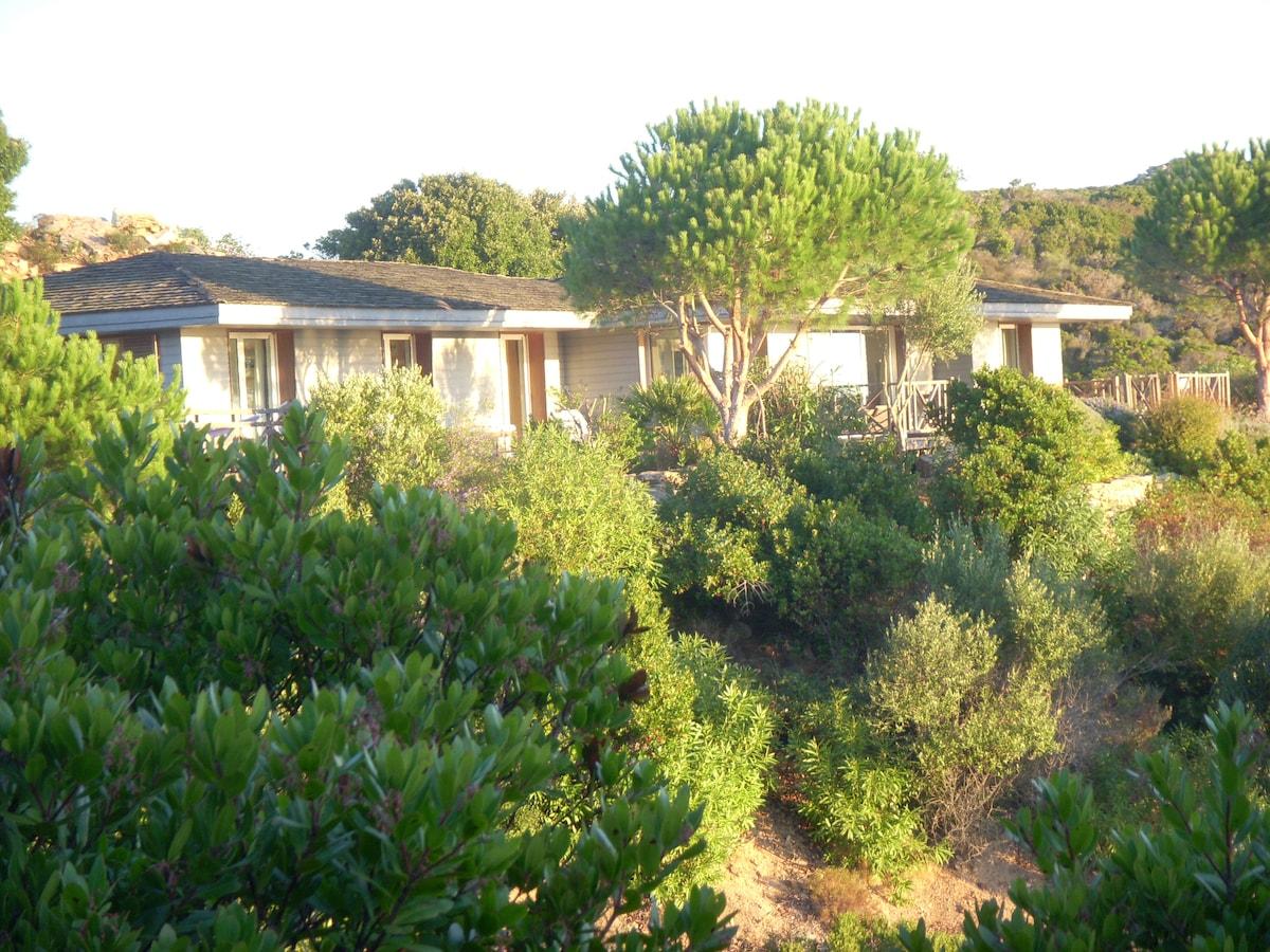 Villa, site d'exception - Bonifacio