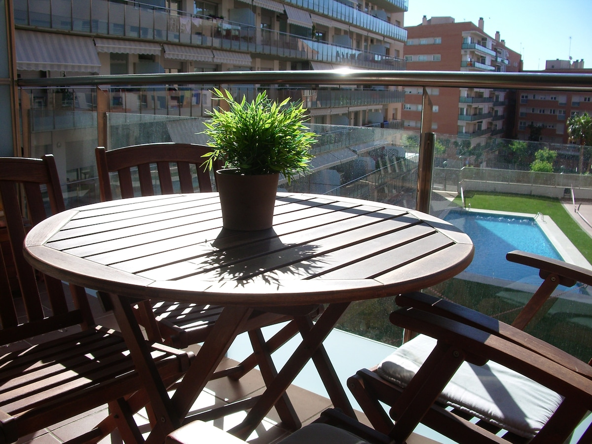 Great Arrabassada apartment