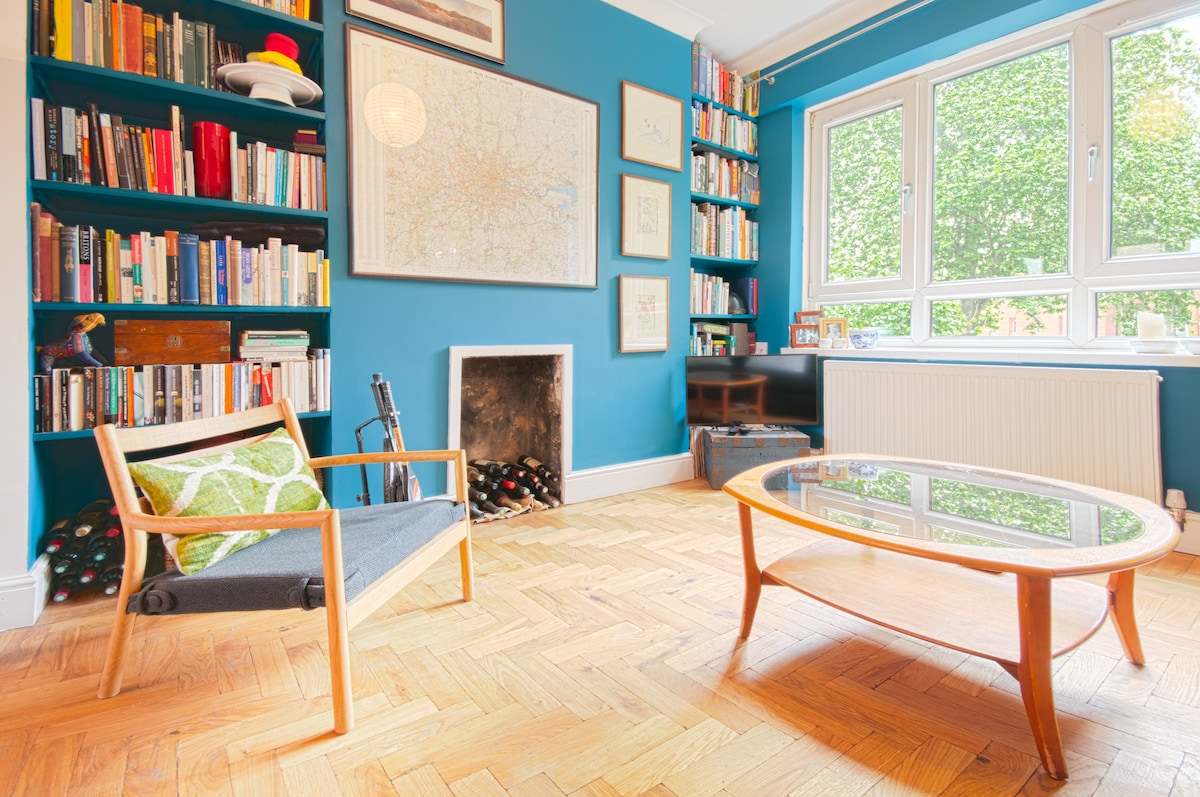 Sunny East London 2 Bed Apartment