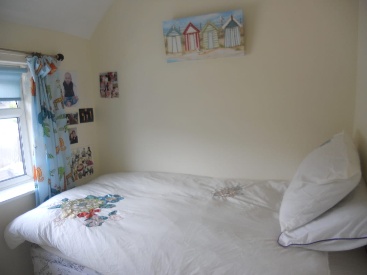 bright room for a child or adult
