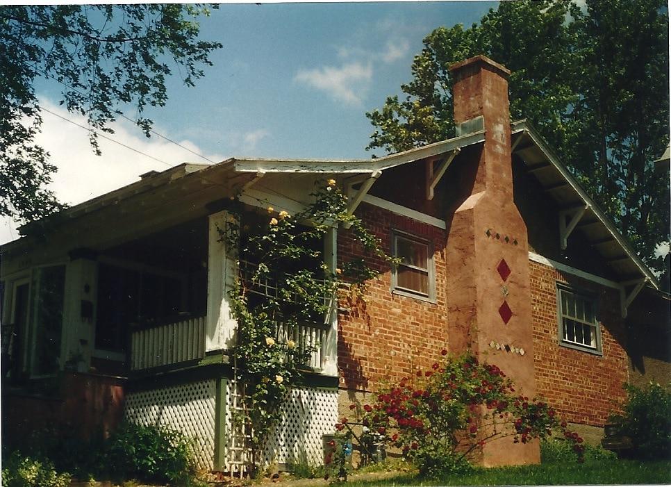 beautiful unusual home