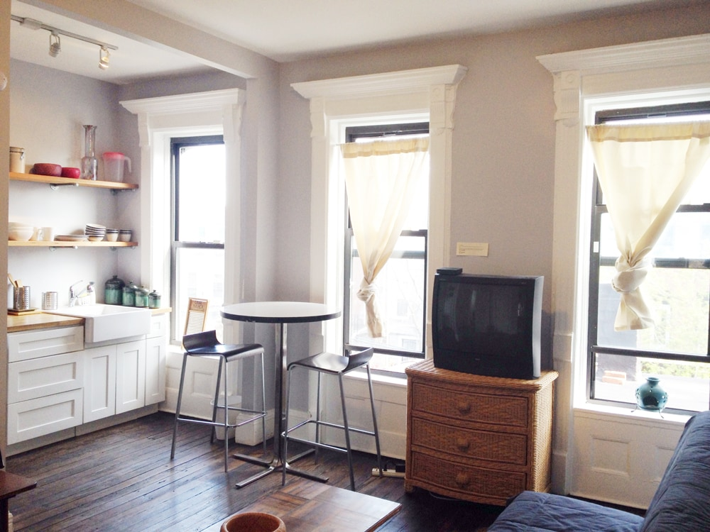 Your Full Private Apartment Tour in Brooklyn Starts Here!