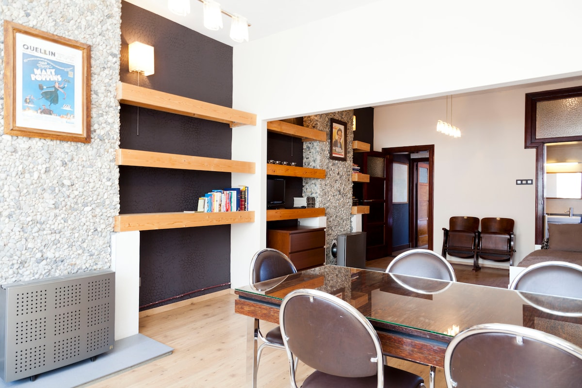 Cosy apartment near Central Station