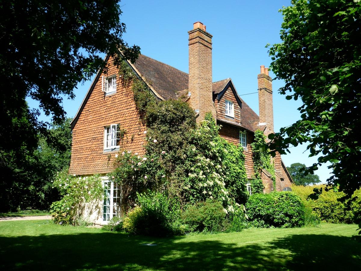 Listed 200 Year Old Farmhouse