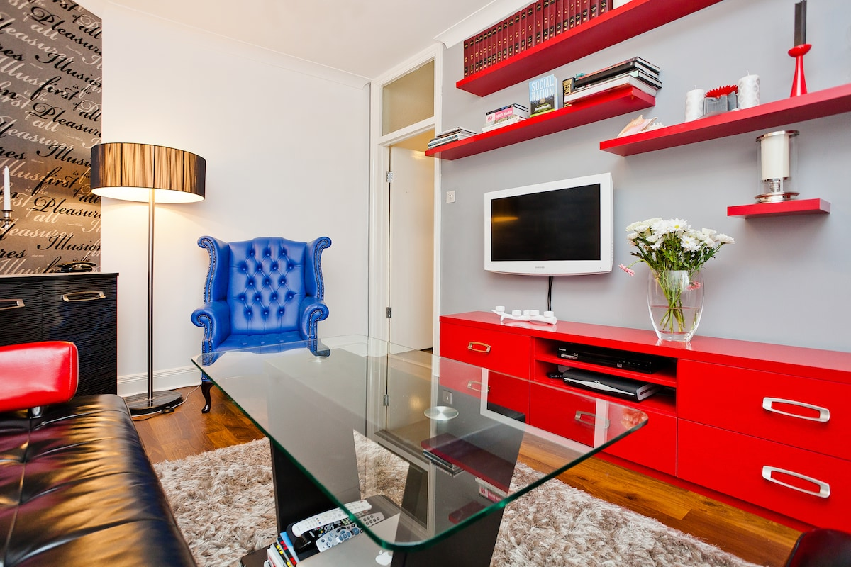 A Fantastic Flat in Central London