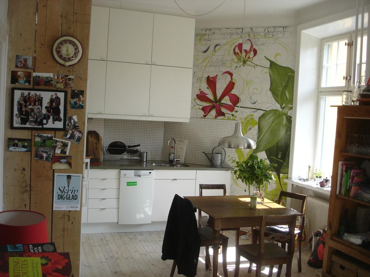 Lovely city apartment, Kungsholmen