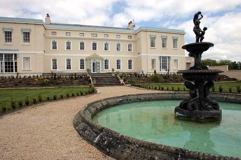 Kildare Palladian Mansion