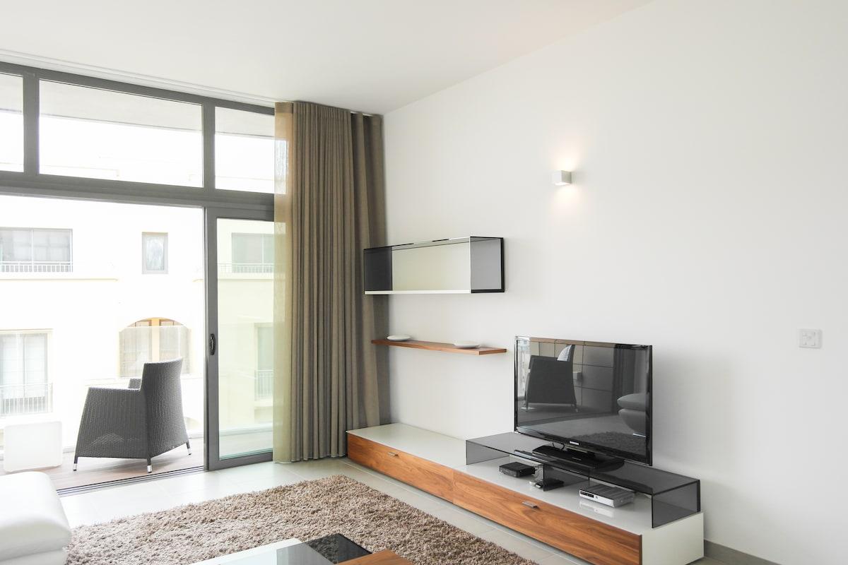 Deluxe Apartment in Portomaso