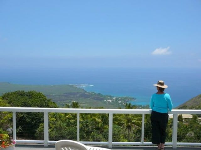 Priceless view of Kealakekua Bay, just minutes from Kailua-Kona, Big Island