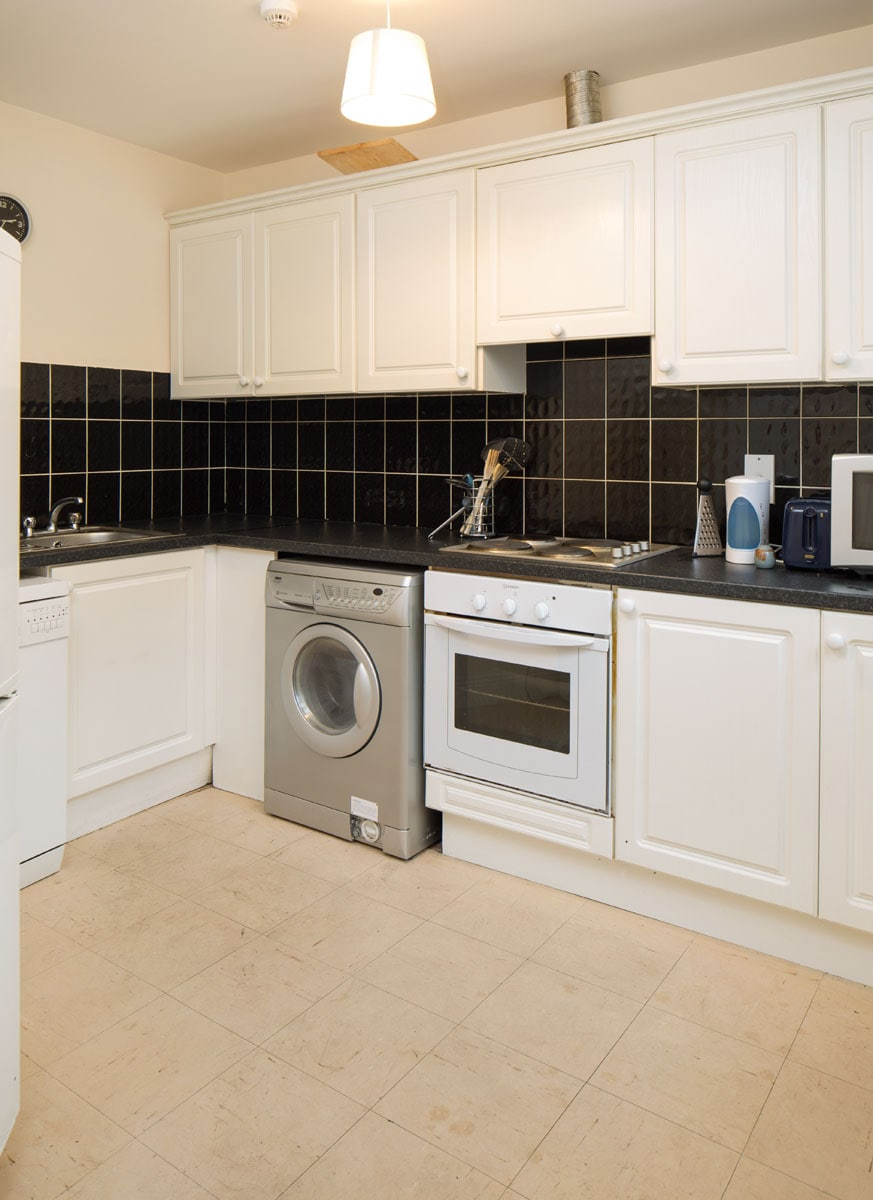 2 Bed Penthouse in heart of city