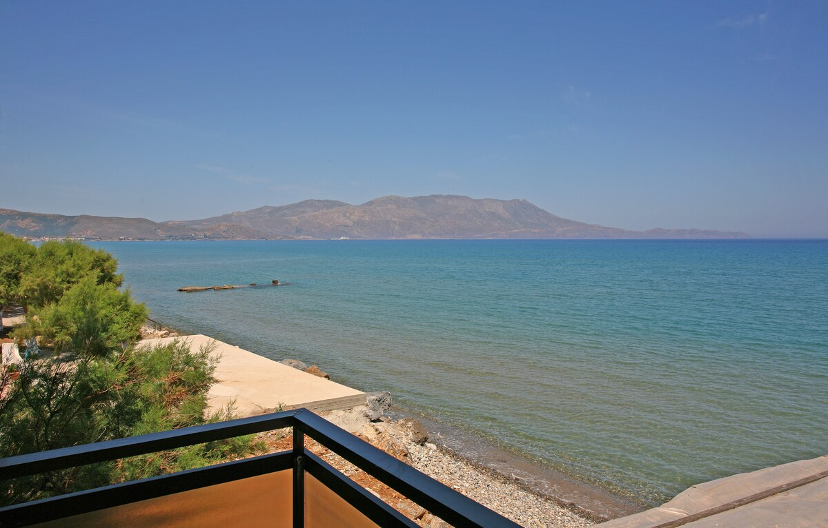 Beachfront Cretan Sea-Double