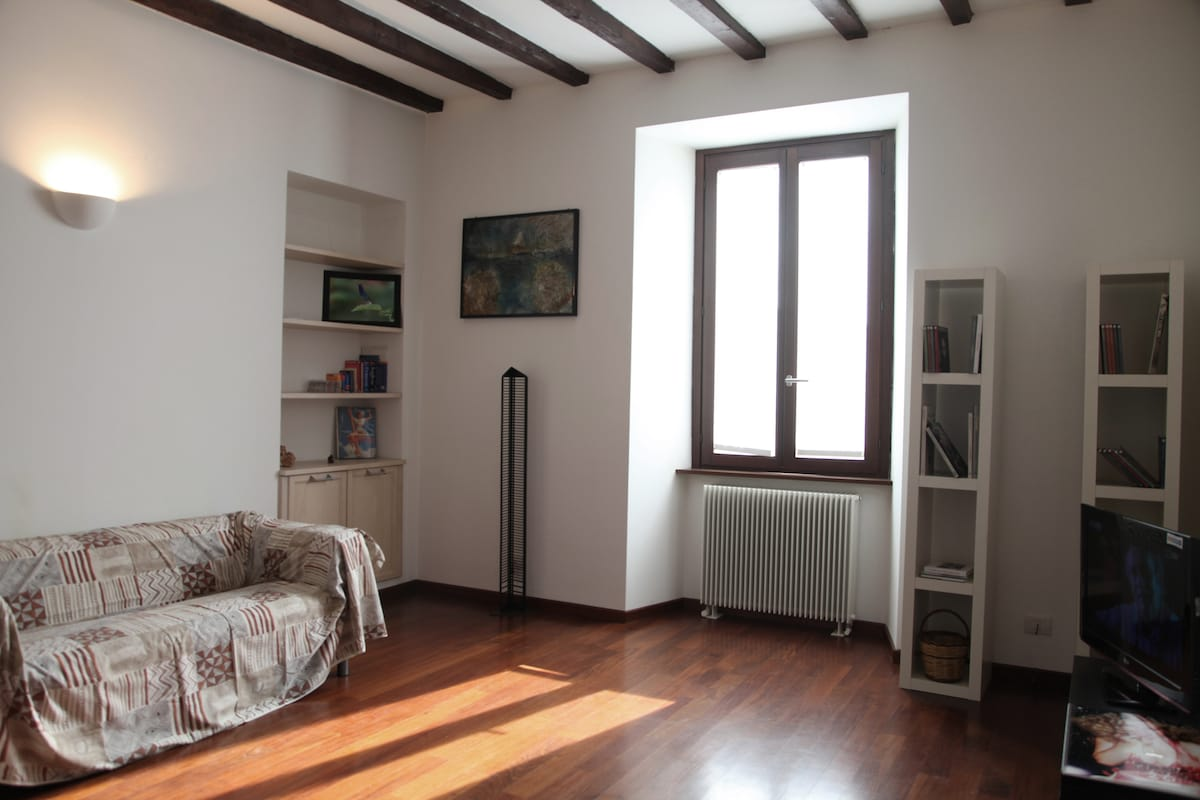 Charming flat in the Navigli area