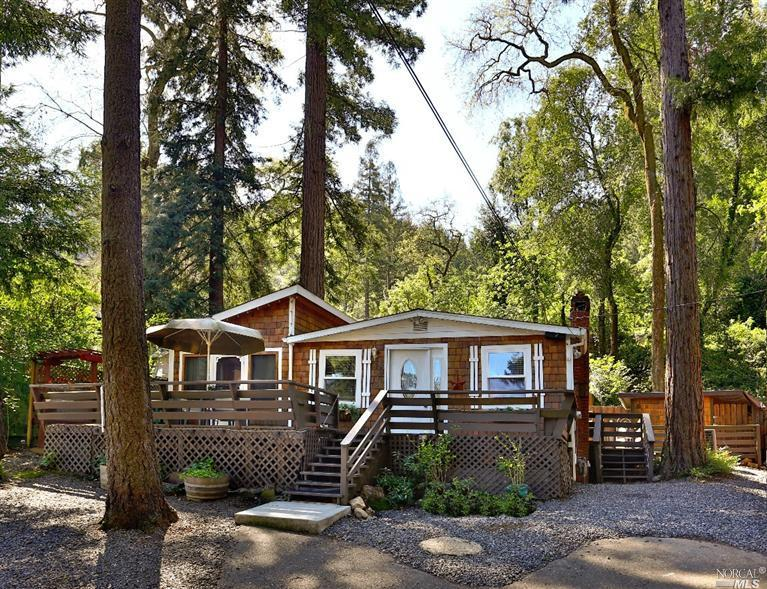 Russian River Cottage
