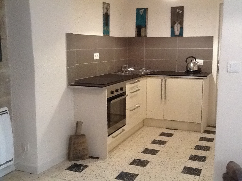 All you will need for self catering in the fully fitted kitchen