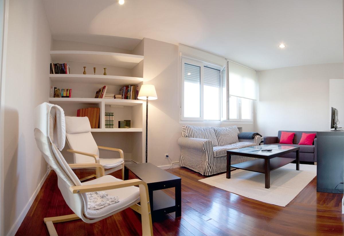 Super nice living room :)