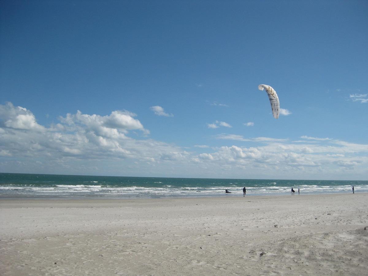 Beautiful Cape Canaveral Beach