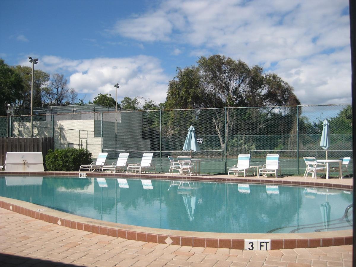 Heated Family Pool