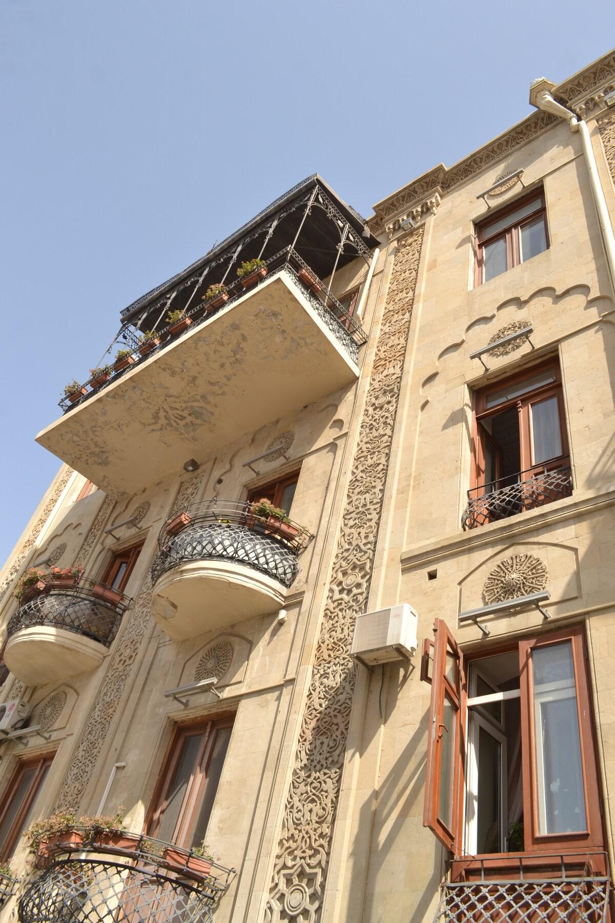 Baku Old City Hostel
