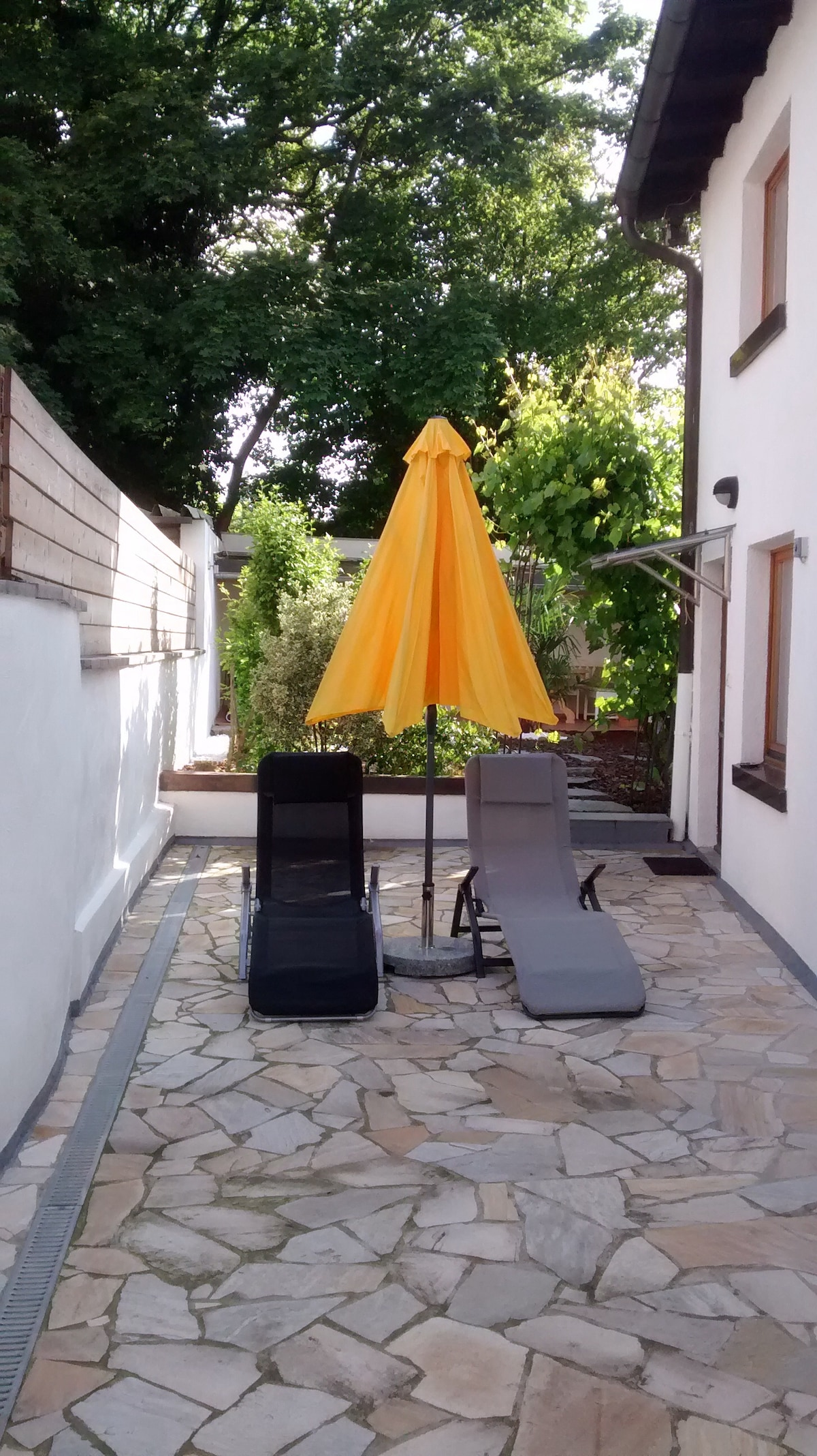 Innenhof - courtyard