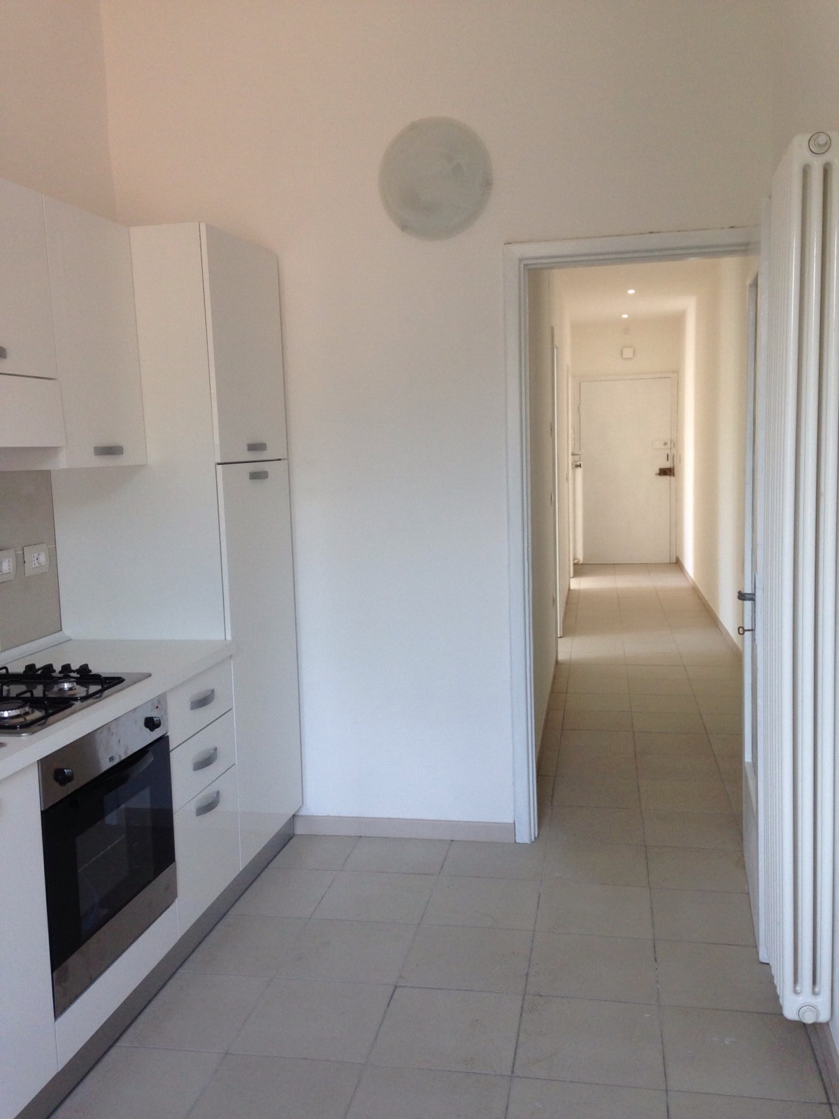 Nice flat in Santa Sofia
