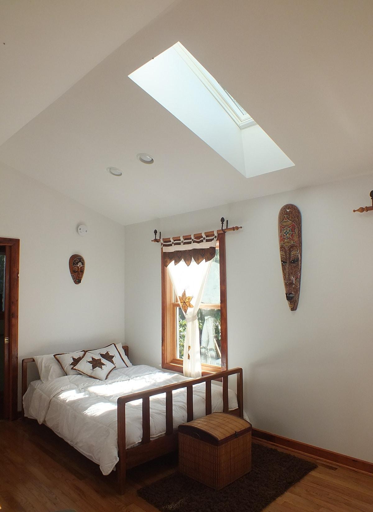 Private Loft ideal location