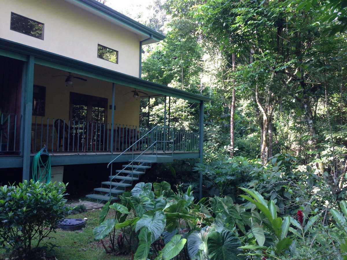 Luxury Rainforest Villa, Disc Tours