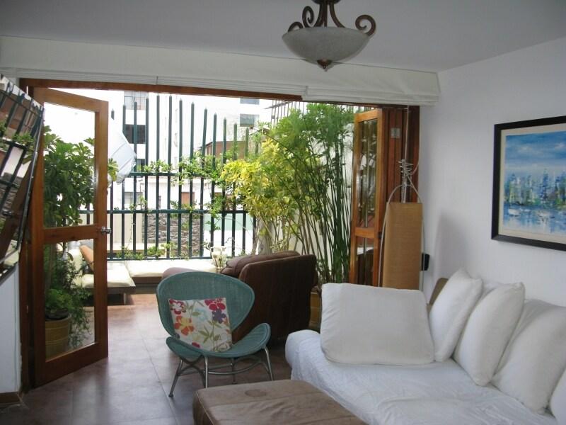 Beautiful Duplex in Miraflores