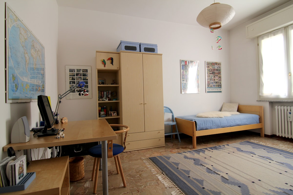 Your room in Reggio Emilia