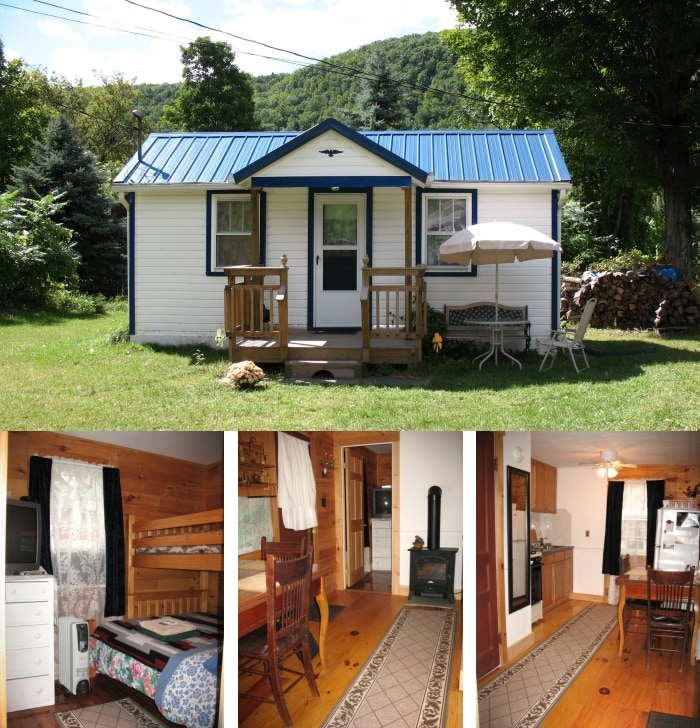Catskill Bungalow Vacation Rental Preview