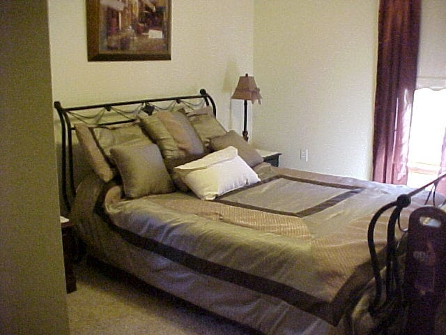 This is our other bedroom you can inquire about if Bedroom 1 is already booked! (Bedroom 2)